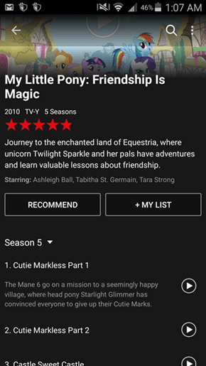 The First Half of Season 5 Is Already on Netflix