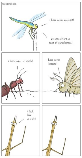 Super Insect Squad