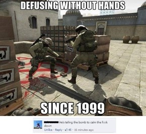 Look Ma, No Hands!
