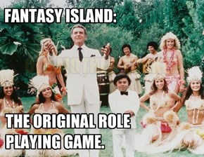 FANTASY ISLAND: