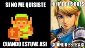 Link es un loquillo