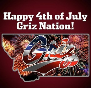 Happy Independence Day from Montana!!