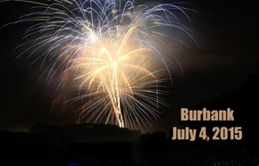 Burbank July 4, 2015