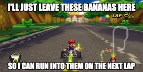How Most People Play Mario Kart