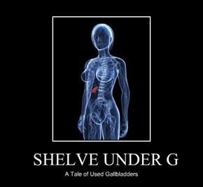 SHELVE UNDER G