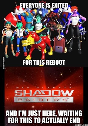 Good old CGI shows