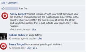 Sassy Target