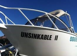 Did You Even Try to Name Your Boat?