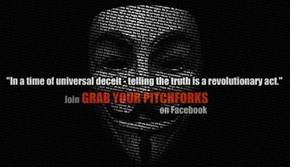 Join Grab Your Pitchforks on Facebook
