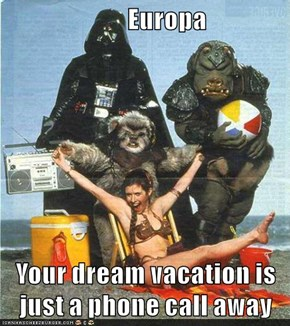 Europa  Your dream vacation is just a phone call away