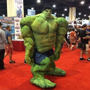 The Most Incredible of Hulks