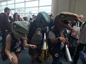 10 Best Cosplays of SDCC 2015: Day 1