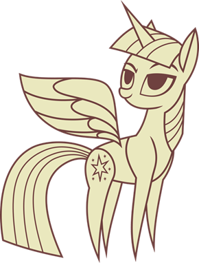 Paper Twilight Vector, For All Your Meme-ing Needs