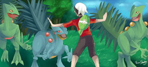 Jurassic Trainer