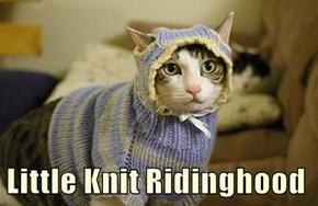 Little Knit Ridinghood