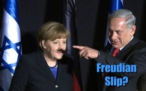 Freudian Slip?