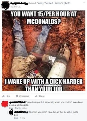 Do You Want to Super Size that Burn?