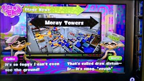 A Fourth Wall Joke From Splatoon