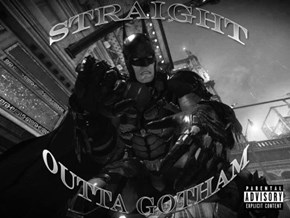 Arkham Knight's Photo Mode Allows for Rap Album Cover Creation