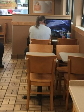 WiFi Too Expensive? Just Go to Wendy's!