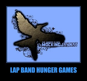 LAP BAND HUNGER GAMES