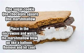 How to make s'mores without a campfire - and no bugs