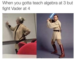 Counting On The Force