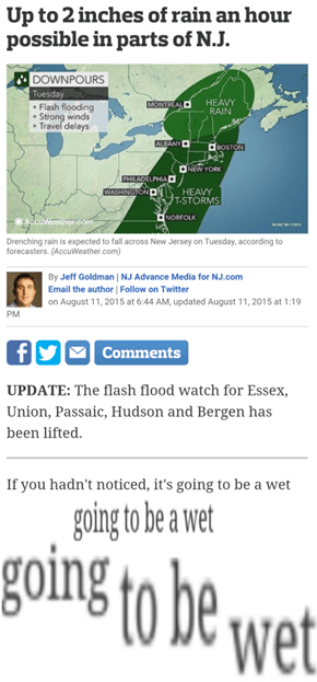 Looks Like Boston is Getting the Shaft