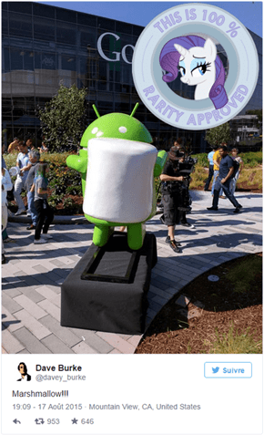 Android Marshmallow?