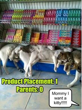 Product Placement: 1 Parents: 0
