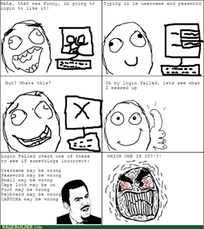 Login Rage