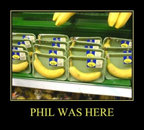 PHIL WAS HERE