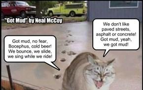 """""""Got Mud"""" by Neal McCoy"""