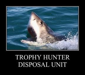 TROPHY HUNTER DISPOSAL UNIT
