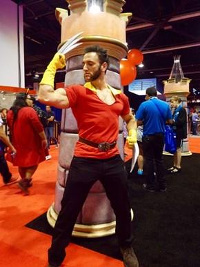 No One Bubs Like Gaston