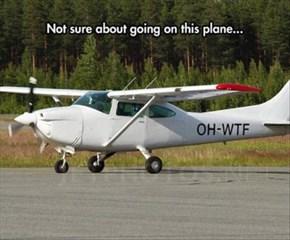 Are You Sure This Pilot Knows What He's Doing?