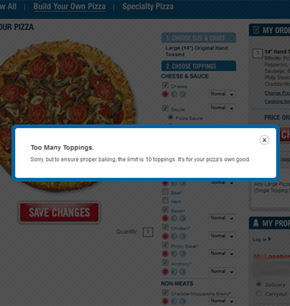 You're Not the One Who Has to Raise This Pizza!