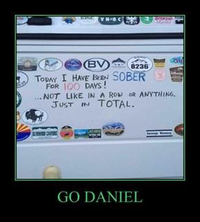 GO DANIEL