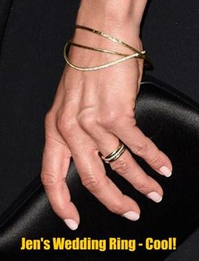 Jen's Wedding Ring - Cool!
