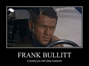 FRANK BULLITT