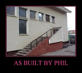 AS BUILT BY PHIL