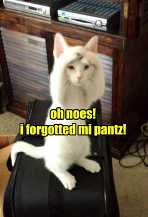 oh noes! i forgotted mi pantz!