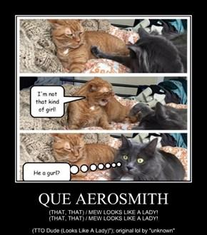 QUE AEROSMITH