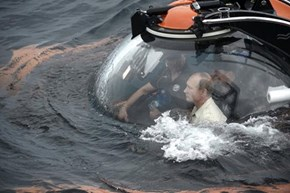 Look who is Put In a Submarine.