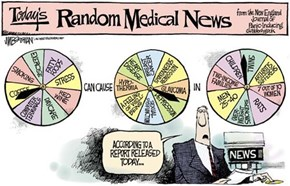 How Medical News is Generated