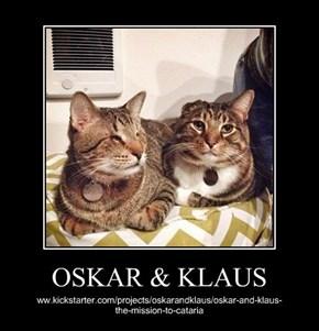OSKAR & KLAUS