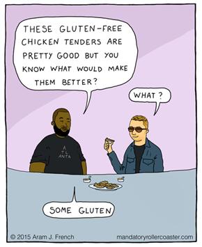 Sick Truth About Gluten Free Stuff
