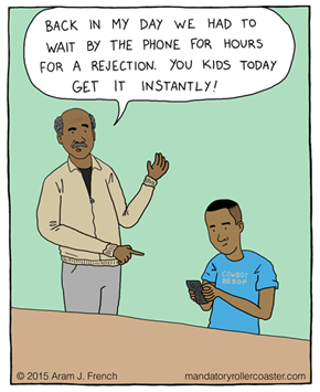 11 Web Comics Showing The Great Joy That Cellphones Have Brought Us