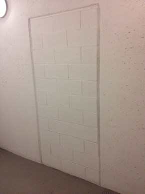If This Wall Were in a Video Game, You'd Be Bombing the Crap Out of It