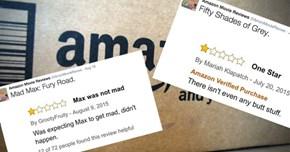 21 Hilarious Amazon Movie Reviews